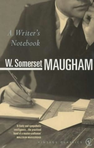 The Summing Up Somerset Maugham A Writers Notebook