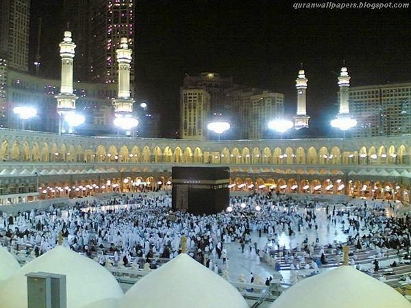 Masjid Al Haram Khana Kaba Mosque Wallpaper Allah Islam