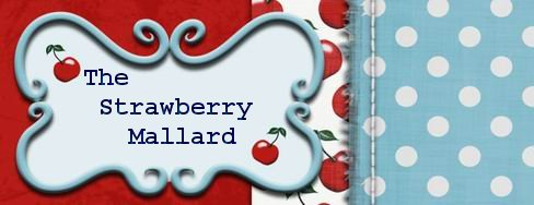 THE STRAWBERRY MALLARD