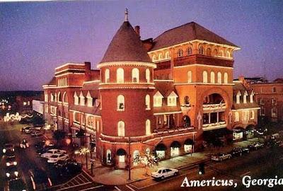 Restaurant Americus Ga