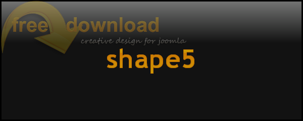 Welcome to the Shape 5 Professional Joomla Templates Community. Shape 5 provides templates for the very popular, open source, CMS called Joomla.