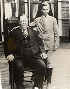 William Howard Taft & son