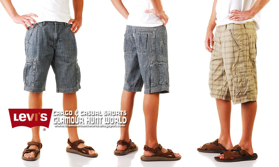 709a044f 2010 Summer Season Shorts For Mens | Casual & Cargo Shorts | 2010 Stylish  Shorts. Levis always launched a new collection of every trends.