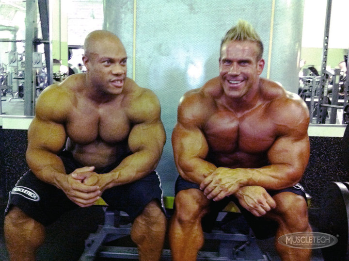 IFBB Bodybuilders Training 2010 | MUSCLETECH Images 2010 ...