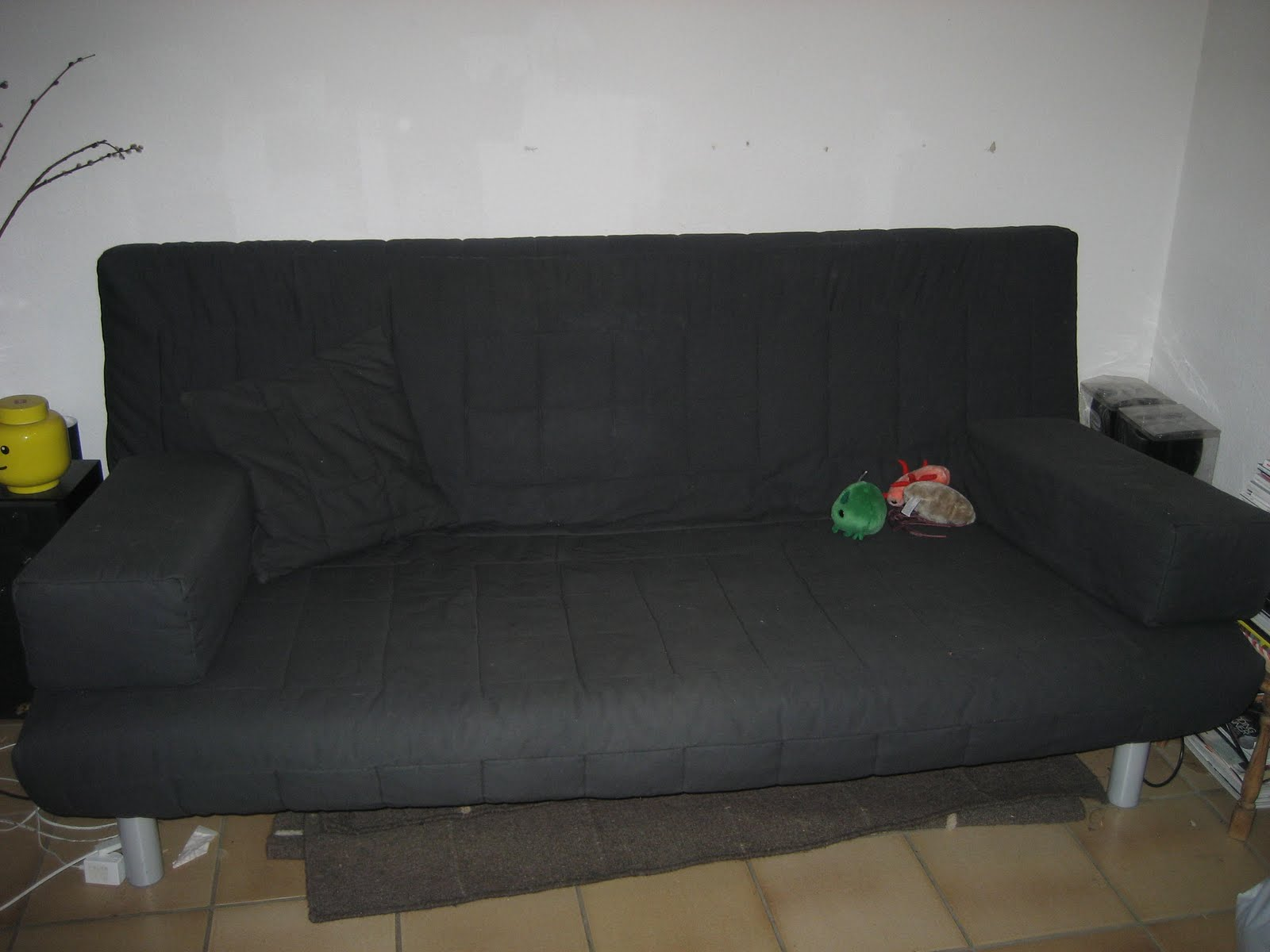 ps sofa bed review 2 seat dimensions havet beds