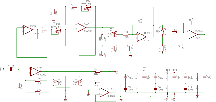 electro circuit schema datasheet pcb parametric audio. Black Bedroom Furniture Sets. Home Design Ideas