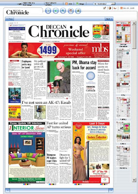 Deccan Chronicle Classified