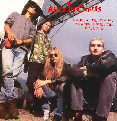 Comunidad Alice In Chains Chile Enero 2010