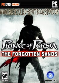Prince of persia the forgotten sands crack only