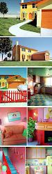 Tio Da Sukita: 7 Casas de Verdade Inspiradas em Casas de Desenho