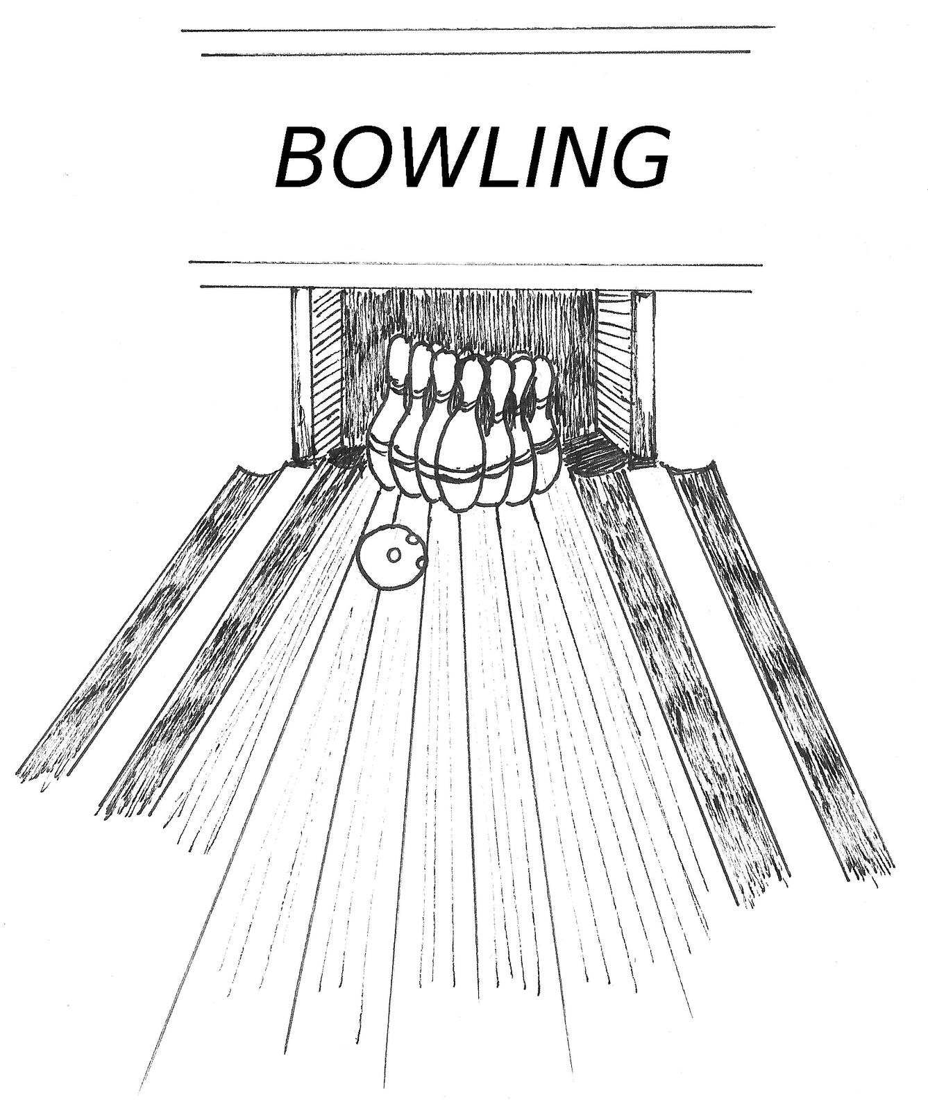 Wordt Een Professional In Het Bowling Spel Uitleg En
