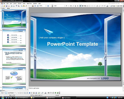 Free Powerpoint Design Templates 2007