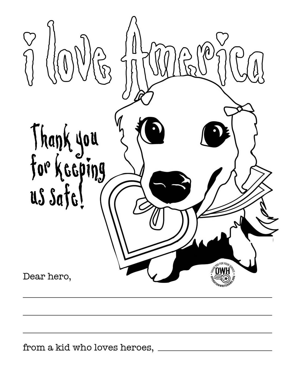 Printable coloring pages guinea pigs - Coloring Pages Of Guinea Pigs Homefront Blog Owh Coloring Pages The Whole Collection