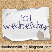 go to 101 Wednesday