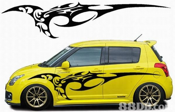 Beautiful graphic designs car wallpapers