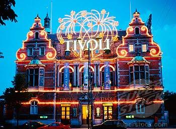 Animated Christmas Tree Wallpaper Beautiful Famouse Tivoli Garden Copenhagen Denmark