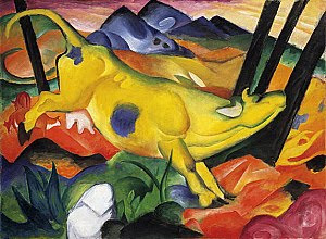 Happy Birthday Franz Marc!
