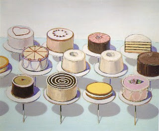 Happy Birthday Wayne Thiebaud!