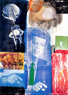 Happy Birthday Robert Rauschenberg!