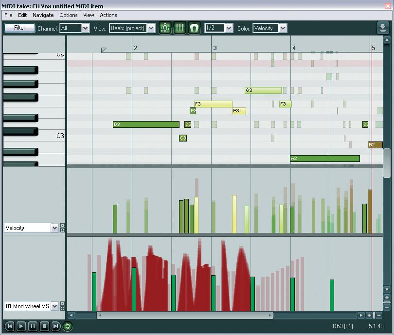 jfn home recording: Cockos Reaper 3 DAW Review 08-2009