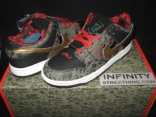 reputable site 9f20a e6723 INFINITY: NIKE DUNK LOW PRO SB SBTG (FRIENDS AND FAMILY VERSION)