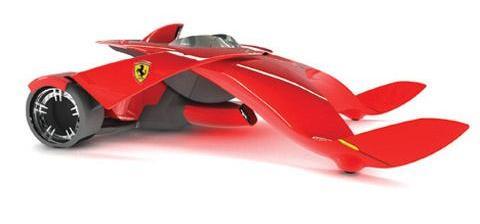 Ferrari S Newest Car Monsa Sophisticated Unique And Energy Efficient Future