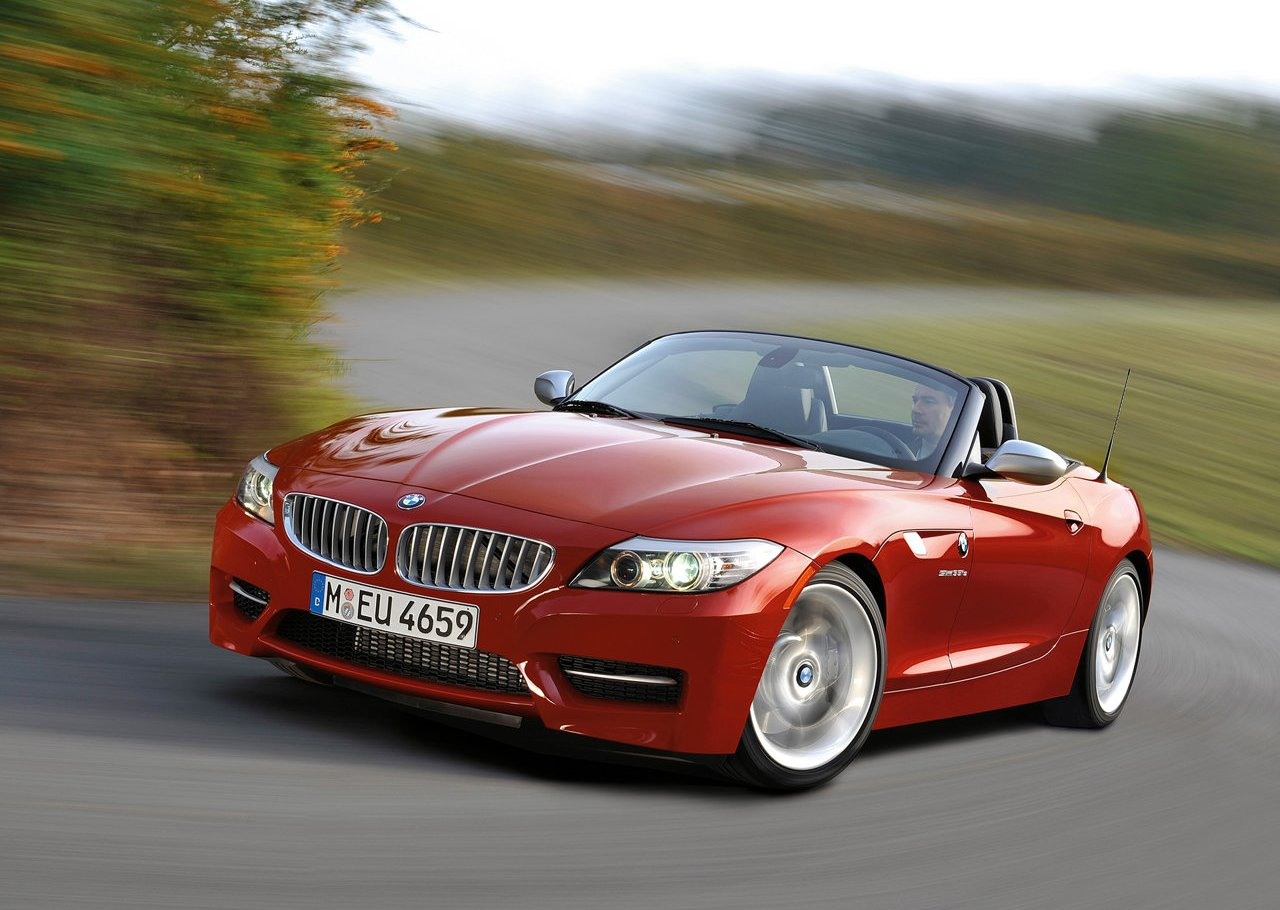 New BMW Z4 2011 Charismatic Roadster,Sport Automatic Cars