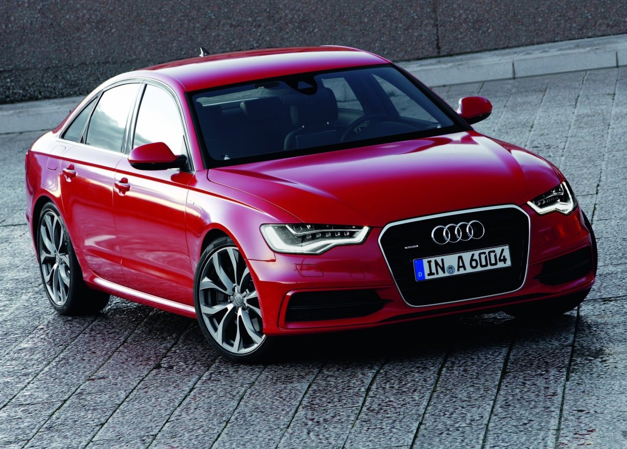 new audi a6 is car for 2012 auto unique and new cars. Black Bedroom Furniture Sets. Home Design Ideas