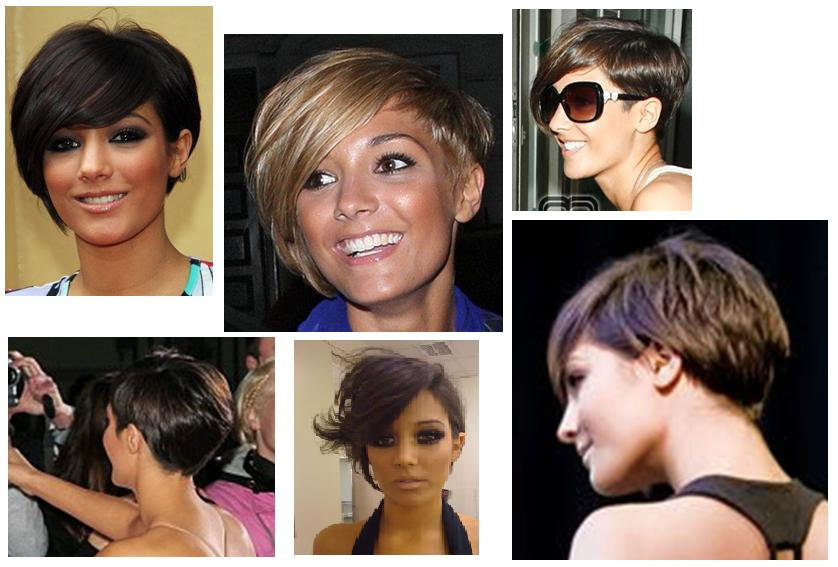 Frankies Hairstyle From The Saturdays
