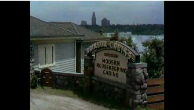Niagara Falls Honeymoon Cabins