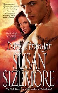 Dark Stranger by Suzanne Sizemore