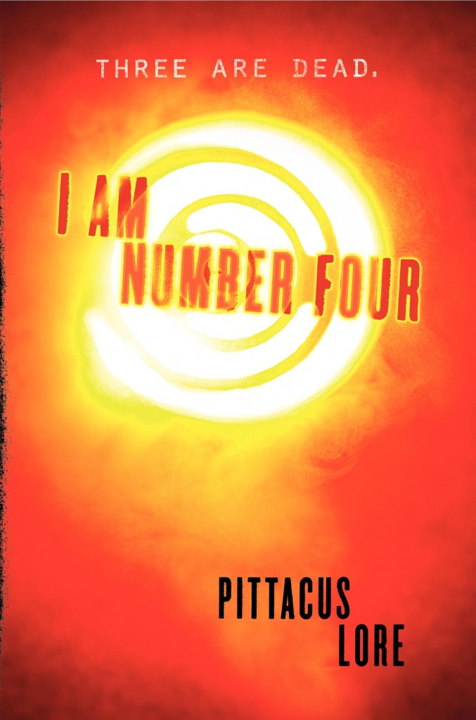 I am Number Four by Pitticus Lore