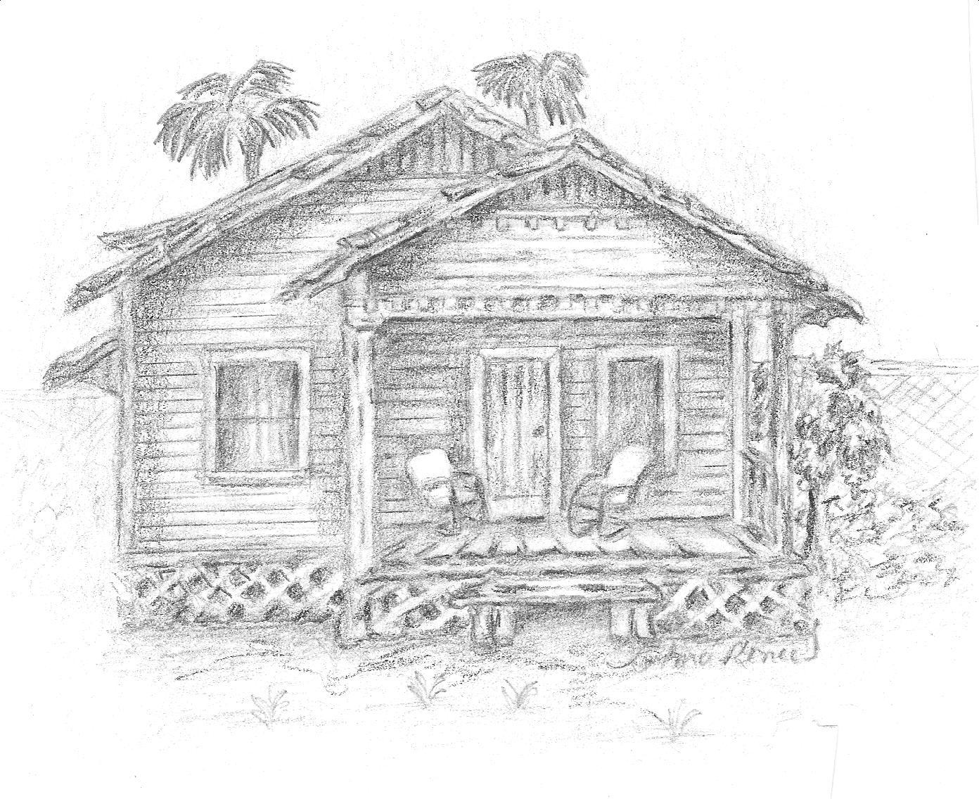 Mis Dibujos A Lápiz: Junio 2009