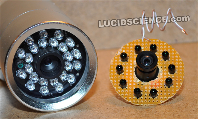 Lucid Science Electronics From The Fringe: Build A Simple