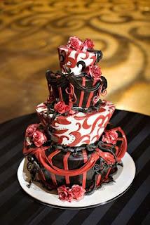 Gâteau fin de siècle, Cake coquette
