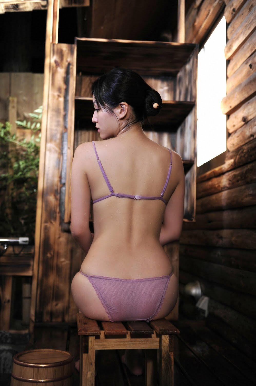 Kaoru Hirata In Old Style Japanese Life-9420