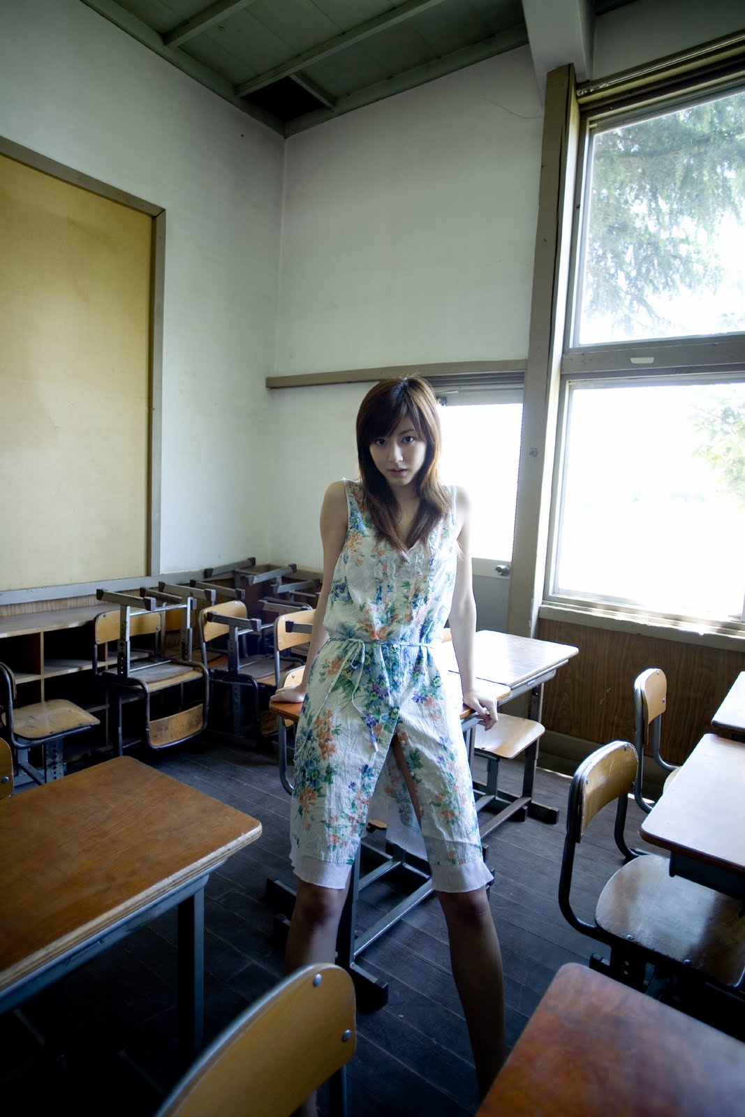 Yumi Sugimoto In Class Room  Asian Girls Sexy-6653