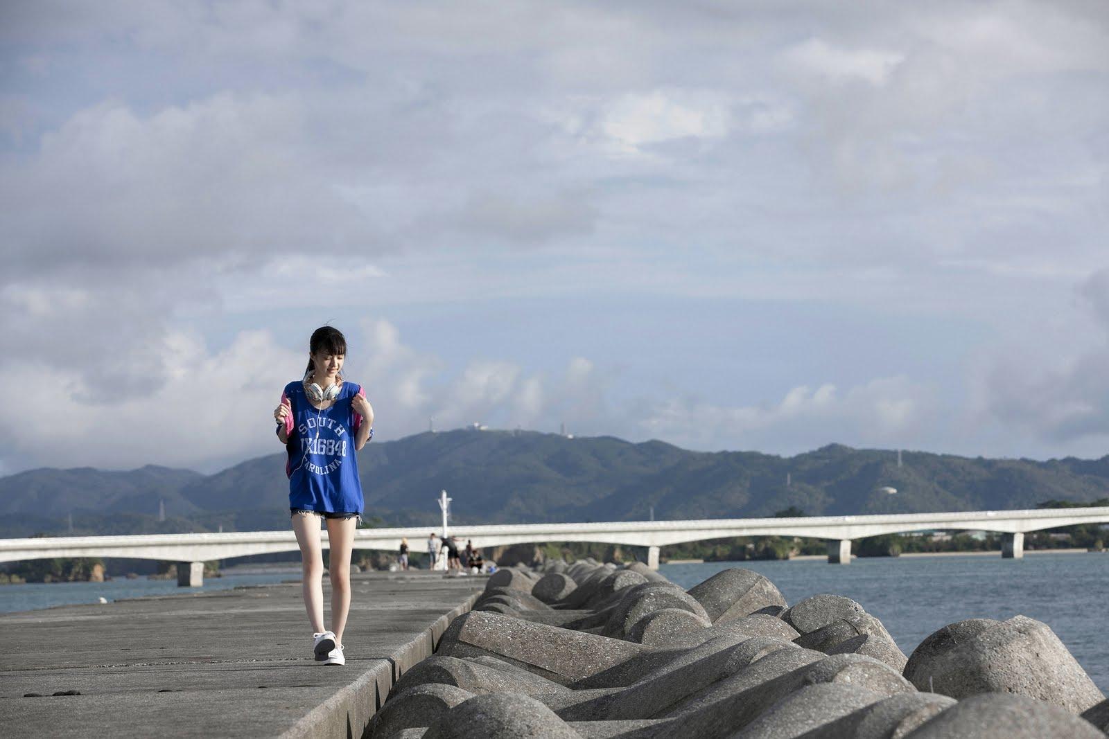 Rina Aizawa Vacation At Lake