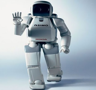 Asimo essay robot