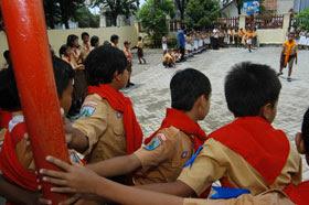 Macam-macam Permainan Tradisional Indonesia
