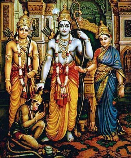 ஸ்ரீ ராம ஜெயம்: ஸ்ரீ ராமர் மீது நான் கொண்ட கோபம்.