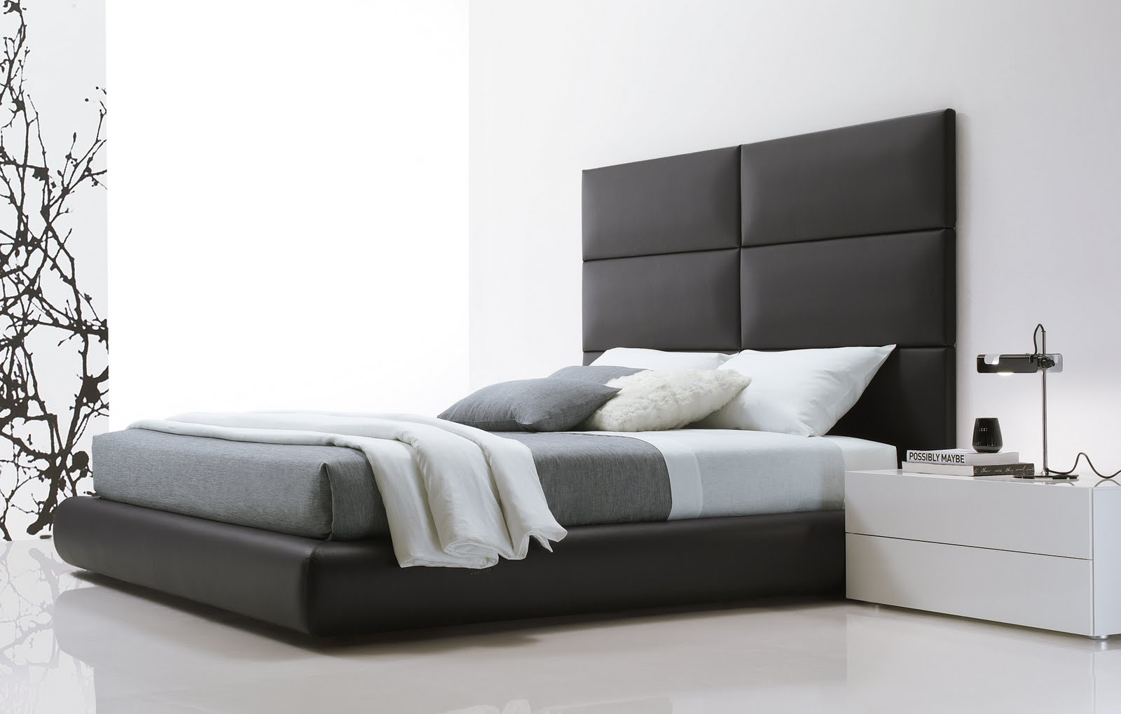 Casas minimalistas y modernas ultimas camas de poliform for Design minimalista