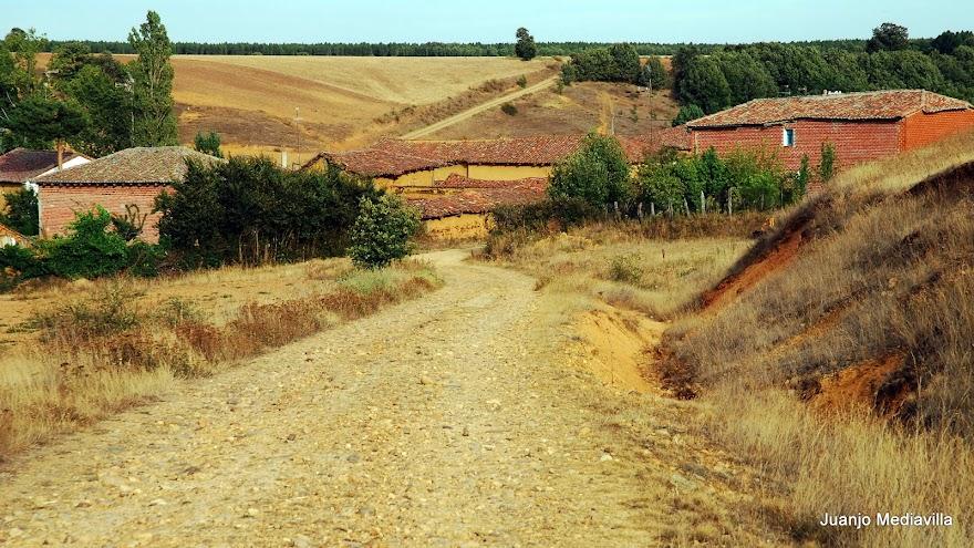 Camino de piedras castellano