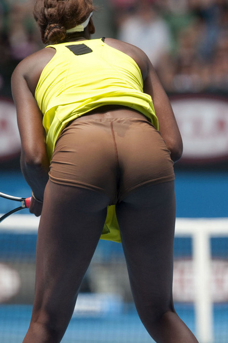 Seems venus williams upskirt pics well