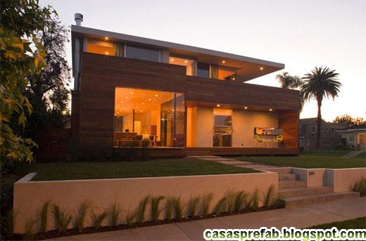 Tudo sobre casas pr fabricadas casas modulares e casas - Casas modulares minimalistas ...