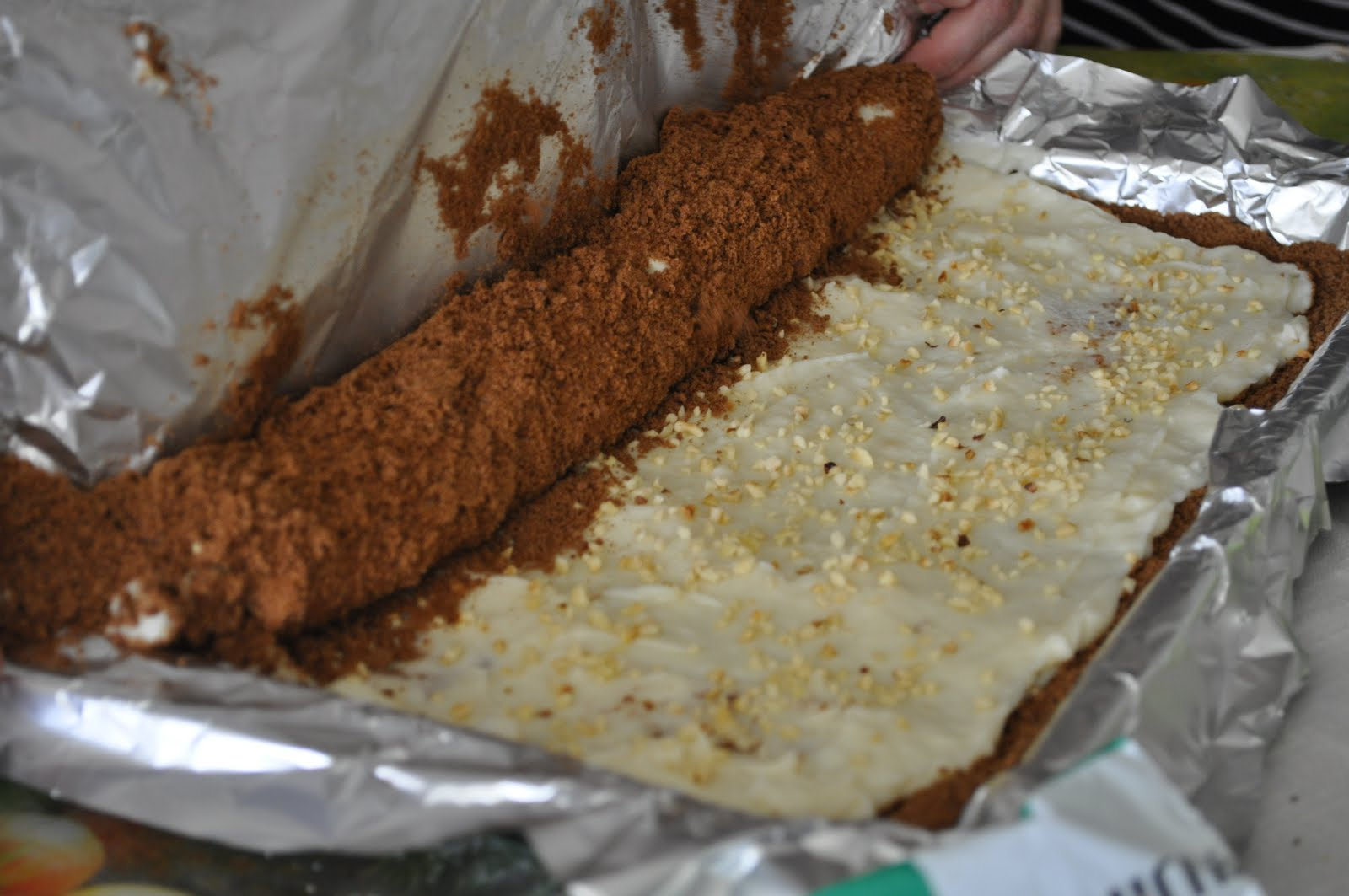 Bisküvili Rulo Pasta Videosu