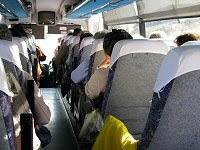Travelling by bus