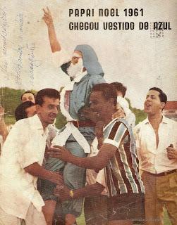 Resultado de imagem para paulo santana papai noel azul