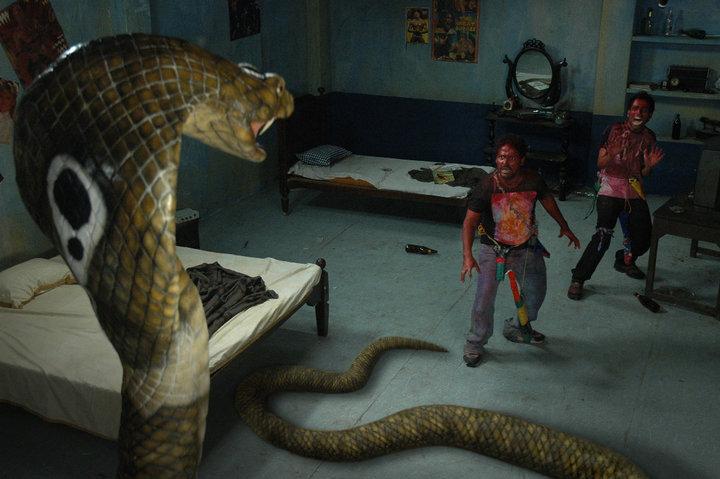 Indian Snake Movie