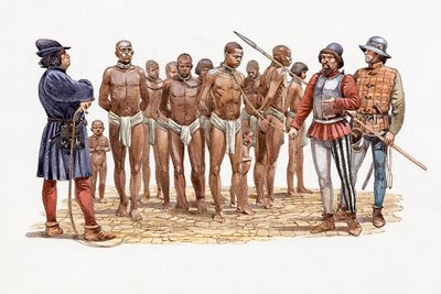 Resultado de imagem para comércio negreiro